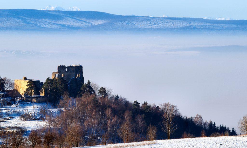 zamek iTatry
