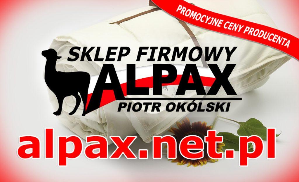 Sklep z wyrobami z alpaki - alpax.net.pl
